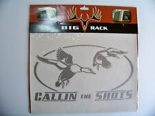 "Big Rack 11"" Decal Truck Car Sticker Vinyl Calling the Shots Hunting VDE1037"