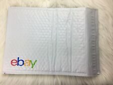 """10 eBay-Branded Padded Airjacket With Multi-Color Print 8.5"""" x 11.25"""""""