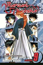 NOBUHIRO WATSUKI __ Rurouni Kenshin 9 ___ BRAND NEW __ FREEPOST UK