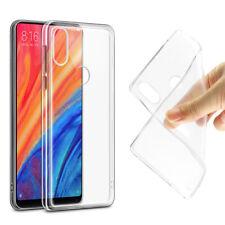 COVER Custodia MORBIDA TRASPARENTE Silicone GEL per Xiaomi Mi MIX 2S