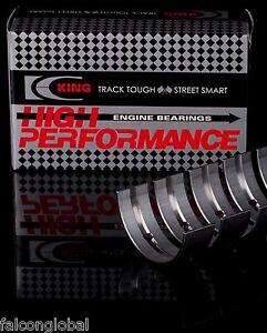 Chevy SB 400 KING Performance/Race HP Connecting Rod+Main Bearing Set STD