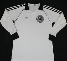 1980-1982 WEST GERMANY ADIDAS HOME FOOTBALL SHIRT (SIZE M)