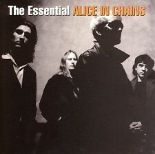 The Essential Alice in Chains by Alice in Chains (CD, Sep-2006, 2 Discs, Columbia/Legacy)