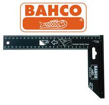 Bahco 9045-b-200 Sueco ACERO 200mm (20.3cm) precisión 90 & 45 Grados Escuadra