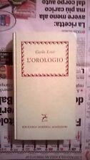 L'orologio, Carlo Levi , Einaudi, 1950 libro nuovo mai sfogliato