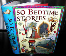 **50 Bedtime Stories, Tig Thomas,  2009, Full Of Stories, Collectible.