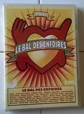 Le BAL des Enfoirés Resto du Cœur  - 2012 - Coffret 2 DVD