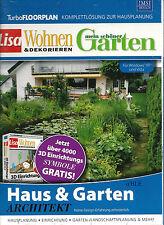DVD-ROM + Haus & Garten Architekt + Planung + Einrichtung + Win 7 kompatibel