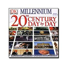 Millennium 20th Century Day by Day, PC CD-Rom.
