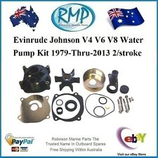 A Brand New Water Pump Kit Evinrude Johnson V4/V6/V8 1979-thru-2015 # R 5001595