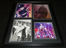 Justin Bieber Framed 16x20 Concert Photo Collage