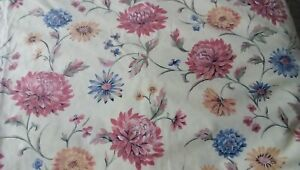 Super King Size Duvet Cover by DORMA. 'Anise'. Floral/Braid.