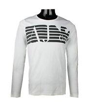 Armani Jeans long sleeve mens T-Shirt BMH46/BR