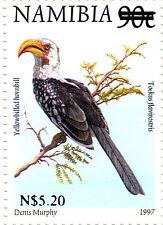 NAMIBIA 1997 DEFINITIVES OVERPRINTED 2005 SG1002 MNH