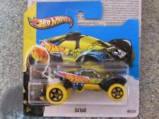HOT WHEELS 2013 # 089/250 PARIS A Da ' KAR AUTO DE RALLY HW ACROBACIA Negro