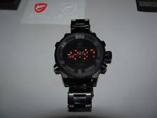 Original Gulper Shark 2 Sport Analog Led Digital Watch As New In Box With Manual