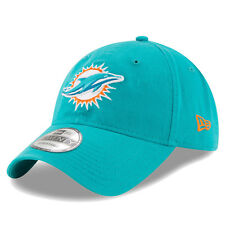 Miami Dolphins New Era NFL 9TWENTY Strapback Adjustable Hat Dad Cap 920