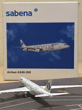 Herpa Wings 507325 Sabena Airbus A340-200 mit OVP 1:500 Metall-Modell
