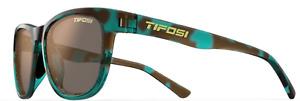 TIFOSI Swank Polarized Sunglasses | Unisex | BLUE CONFETTI | $49.95 MSRP