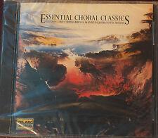 RARE Essential Choral Classics CD 13 Tracks Telarc 76 Mins MINT
