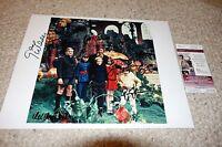 GENE WILDER SIGNED AUTOGRAPHED JSA COA WILLY WONKA CAST 11x14 PHOTO ALL 5 KIDS!!
