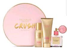 Victoria's Secret CRUSH Perfume Parfum Signature Gift Set Parfum Lotion Mist New