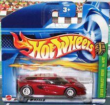 "Hot Wheels Treasure Hunt 2002 ""Lotus Project M250"" Super Modell Real Rider MOC"