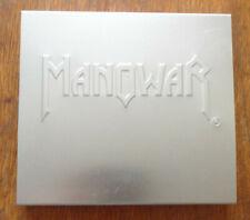 Manowar – Gods Of War CD & DVD Digibook Metal Slipcase