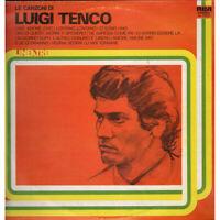 Luigi Tenco Lp Vinile Le Canzoni Di Luigi Tenco / RCA NL 33028 Nuovo