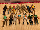 Action figure Mixed Lot  Of 14