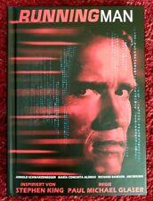 Running Man - 2D & 3D Blu-ray im Mediabook - Klassiker mit Arnold Schwarzenegger