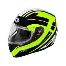 Castle X Mugello Maker Mens Sled Racing Snow Snowmobile Helmets