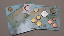 2005 9 pièces 8,88 EURO BU ITALIE fdc ITALIA ITALY KMS ITALIEN Италия 5 FELLINI