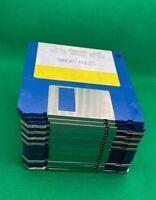 Amiga Disks Blank Floppy Lot of x20 Used