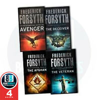 Frederick  Forsyth Top ebook collection 20+ books epub mobi