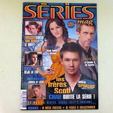 Series Magazine #56 One Tree Hill Chad Michael Murray Jensen Ackles Supernatural