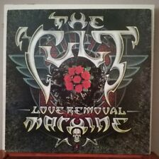 THE CULT-LOVE REMOVAL MACHINE (EXTENDED VERSION - WOLF CHILD'S BLUES -  1987
