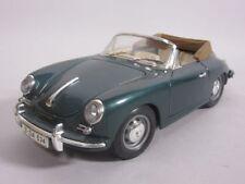 """Burago: coche modelo Porsche"""" 356 1961"""" (1:18) sin OVP 8h5164"""