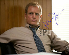 """Woody Harrelson 10""""x 8"""" Great Signed Color PHOTO REPRINT"""