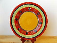 Tabletops Gallery Rumba Dinner Plate