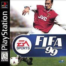 FIFA 99 (Sony PlayStation 1, 1998)