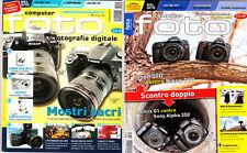 FOTO COMPUTER RIVISTA FOTOGRAFIA LOTTO NUMERI 2002 - 2009 ... 40 numeri