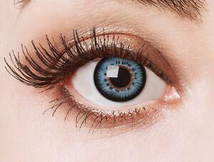 aricona farbige Kontaktlinsen ohne Stärke Circle Lenses farbig bunte Big Eyes