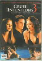 CRUEL INTENTIONS 3 Il fascino della terza volta DVD