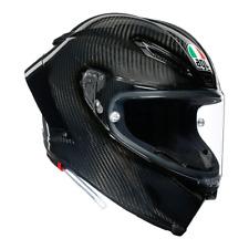 AGV PISTA GP-RR Gloss 100% CARBON FIBRE Motorbike Racing Helmet