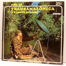 Sons Da Transamazononica E O Canto Do Sabia SCLP-10571 Stereo