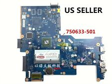750633-501 La-A996P Amd Motherboard for Hp 15G 15-G Laptop, Em2100 Cpu, Us Loc A
