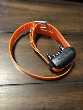 Dogtra Iq Plus E-collar Training Collar Orange Excellent Condition *read*