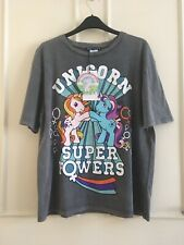 ZARA My Little Pony T-shirt Top Size M