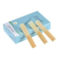New Bb Clarinet Traditional Bamboo Reeds Strength 2.0, Box of 10 O4X3